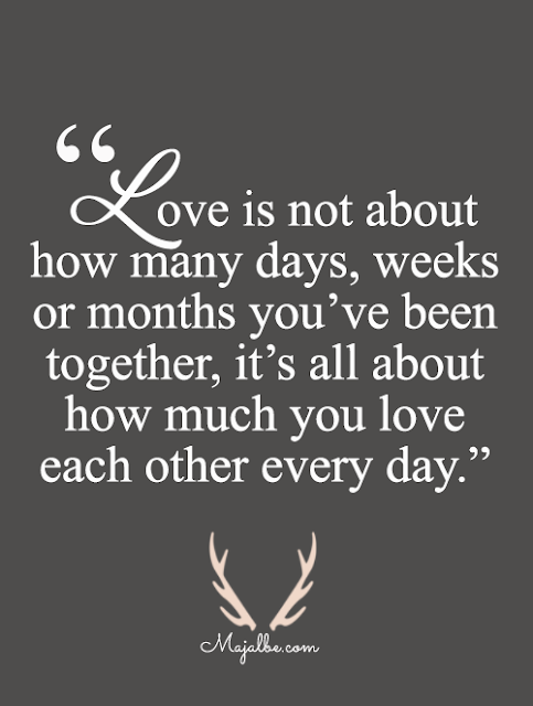 Love Is Not Always Been Together Love Quotes