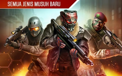 Download game android mod Kill Shot Bravo apk