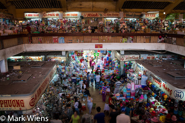 Binh Tay Market in Ho Chi Minh City viet nam