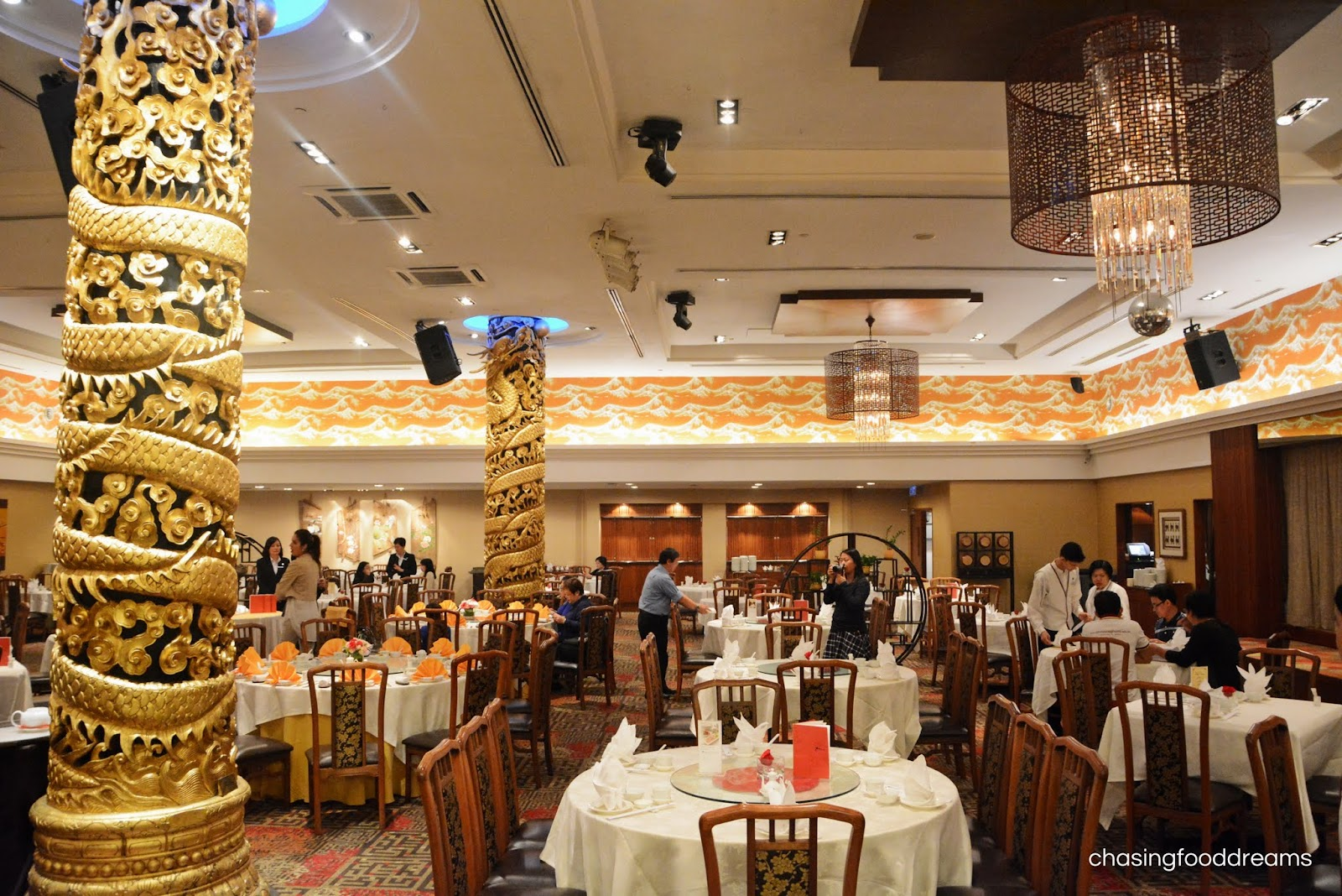 Chasing Food Dreams Xin Cuisine At Concorde Hotel Kuala Lumpur New Menu