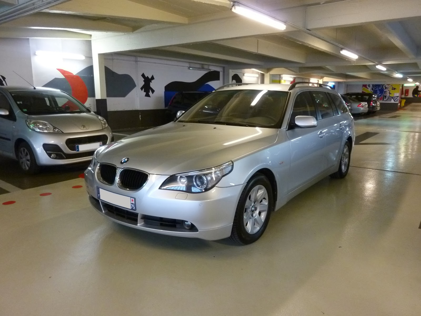 2005 bmw 520d touring e61 related infomation specifications weili automotive network. Black Bedroom Furniture Sets. Home Design Ideas