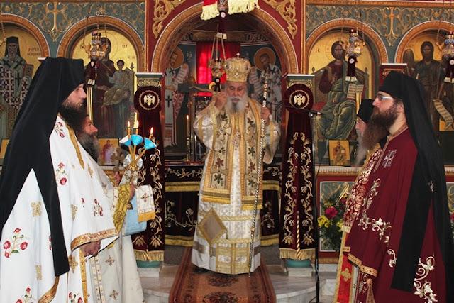 Праздник св. апостола Андрея Первозванного в Патрах. ФОТО