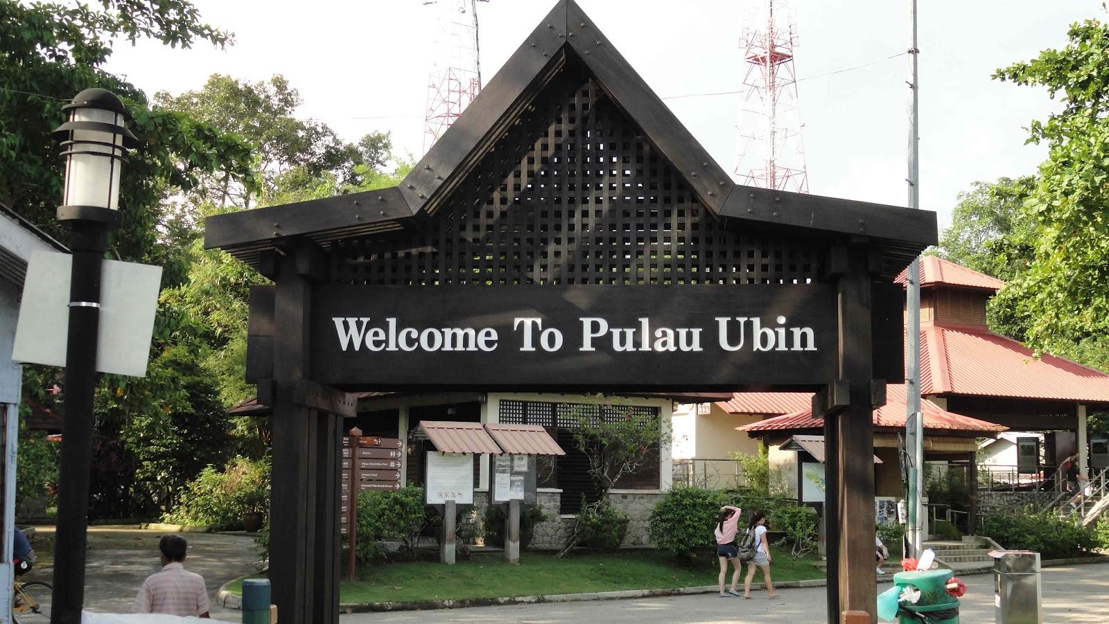 InternSing: Pulau Ubin : une île permettant de s'évader de Singapour le  temps d'une journée