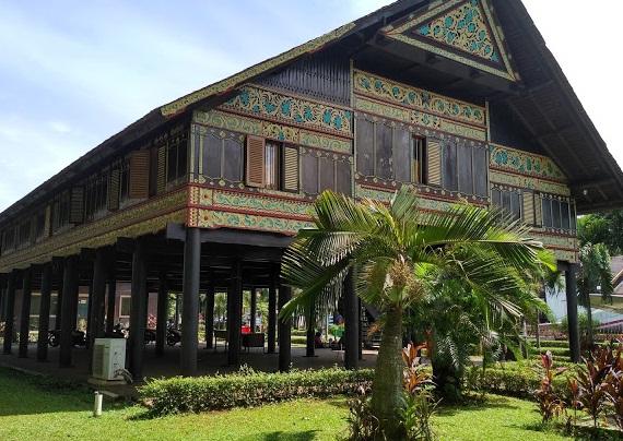 Penjelasan Terlengap Rumah Adat Aceh Rumoh Aceh Budaya Nusantara