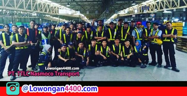 Lowongan Kerja PT. TTLC Nasmoco Transport April 2018