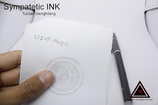 Jual alat sulap Sympatethic INK standart