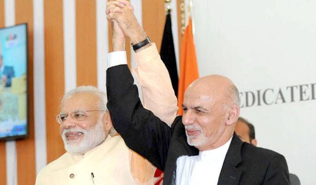 हर मुश्किल में अफगान के साथ खड़ा रहेगा भारत: मोदी