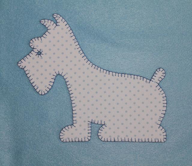 manta-bebe-personalizada-perro