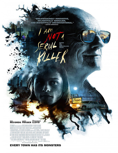 Ver I Am Not a Serial Killer (2016) Online