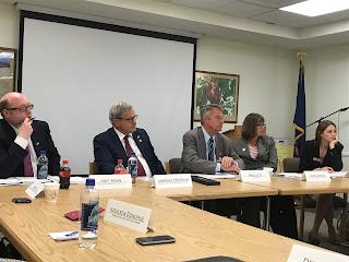 Canadian Trade Minister visits Idaho