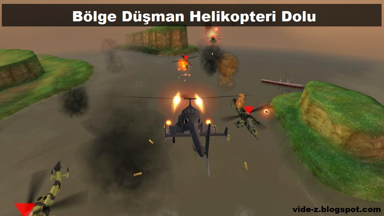 Gunship Battle Helicopter 3D