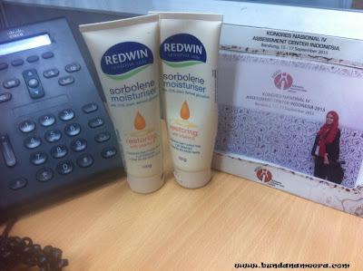 Kulit Sehat dan Lembut dengan REDWIN Sorbolene Moisturiser, Cara merawat kulit agara tetap lembut&sehat setiap aktifitas, solusi ampu