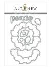 Altenew PEACEFUL WREATH Dies