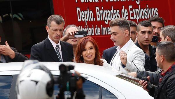 CFK saldrá este viernes a Europa para visitar Grecia y Bélgica