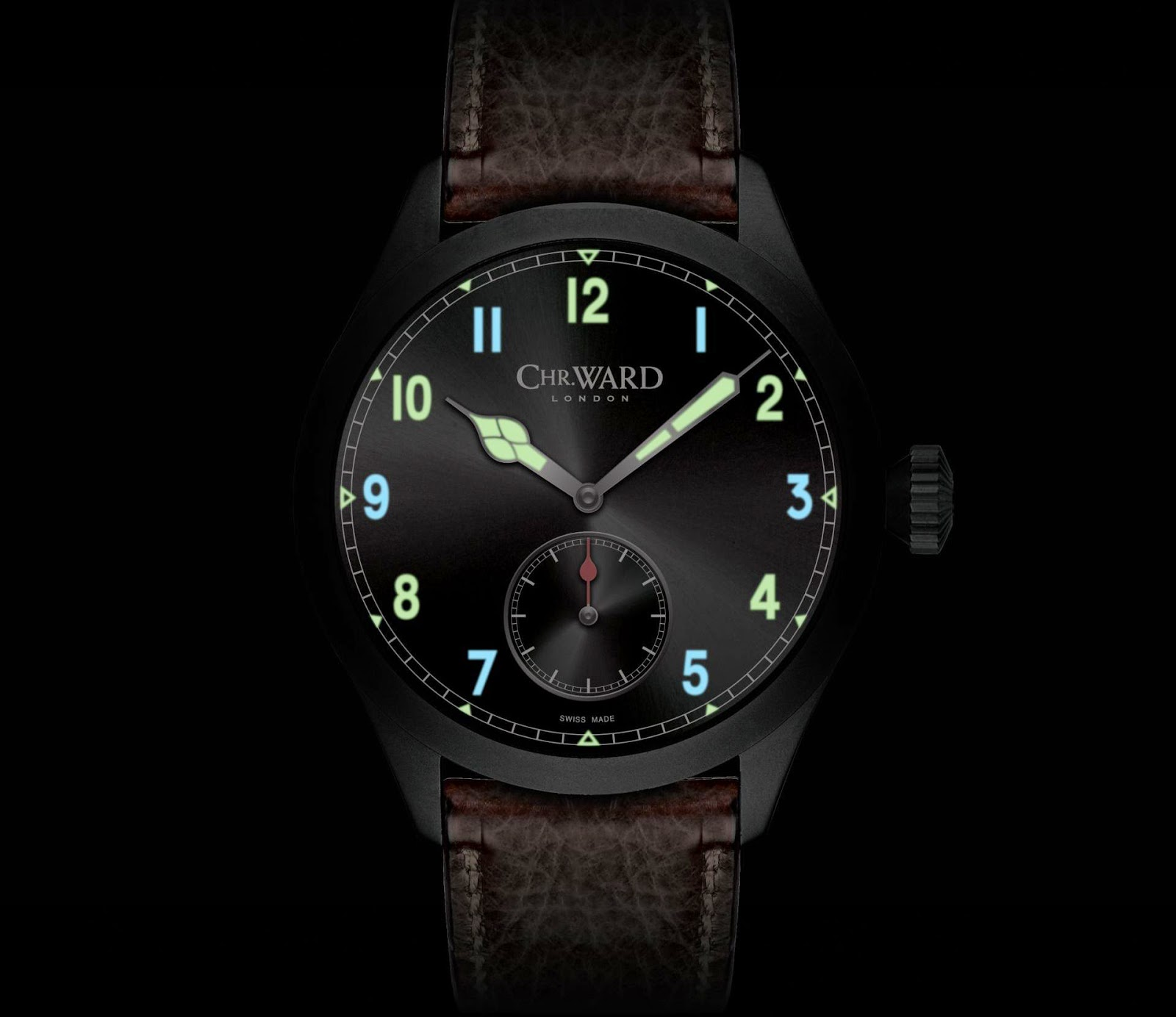 silent auction christopher ward c8 p7350 chronometer le uhrforum. Black Bedroom Furniture Sets. Home Design Ideas