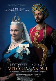 Crítica - Victoria And Abdul (2017)