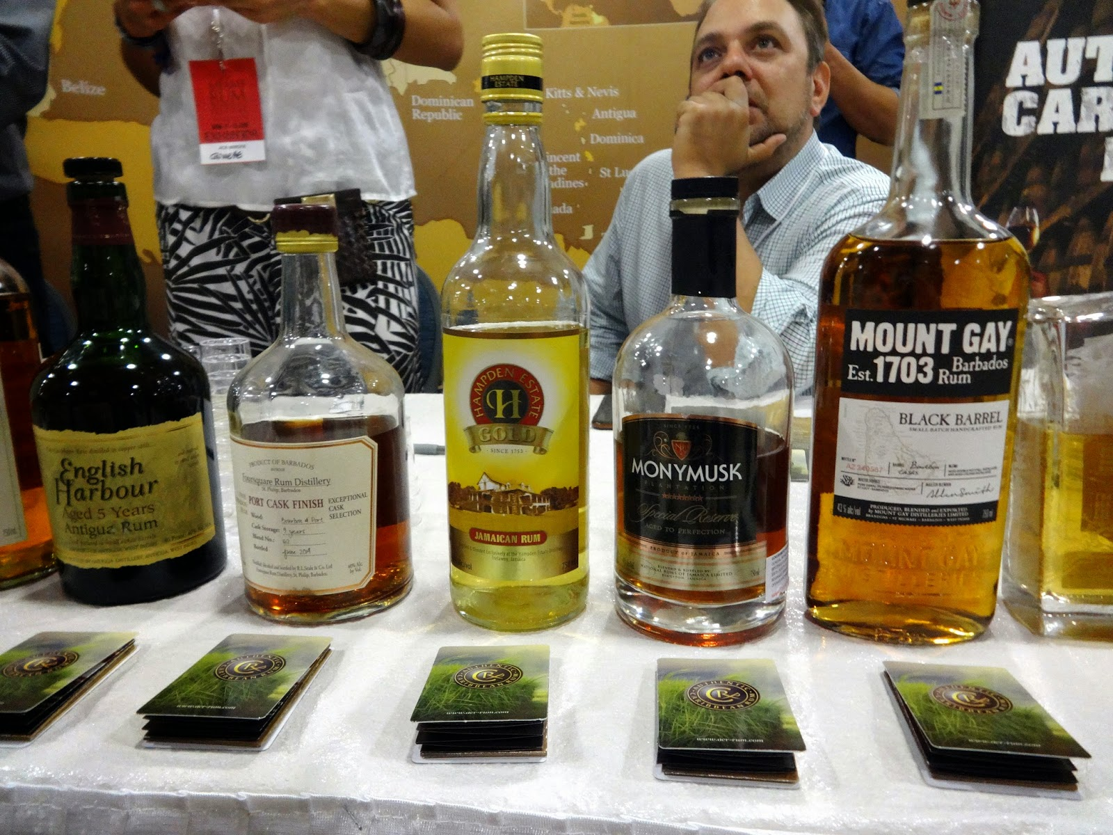 Caribbean Rum: Rummy Fun At Miami Rum Renaissance 2015
