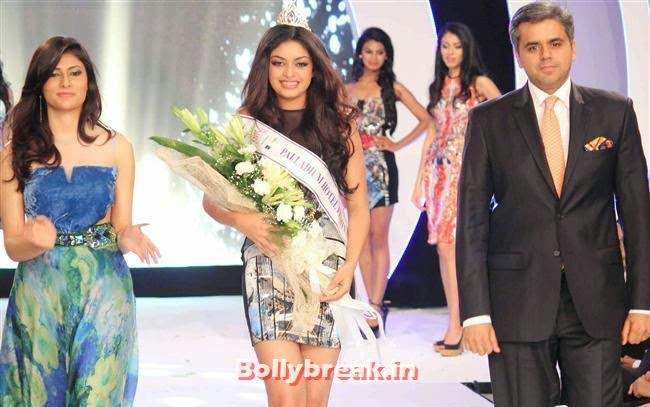 , Miss India Winners & contestants at Miss India 2014 Crown Unveiling