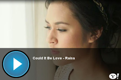 Raisa - Could It Be (Video Music Clip, Official)