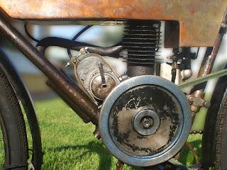 J.E.S motobici sottocanna  - motorcycles - B.M.A