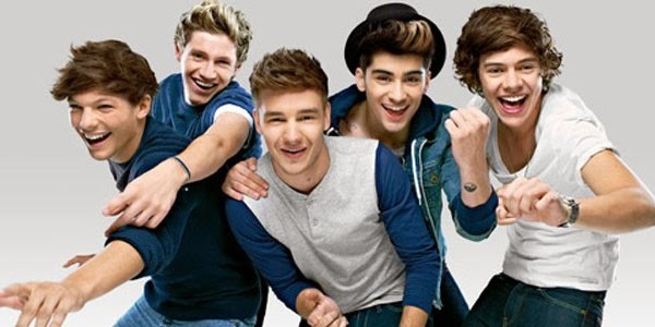 The guys from One Direction.