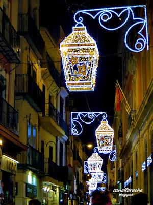 Sevilla - Navidad 2019 - Calle Sierpes