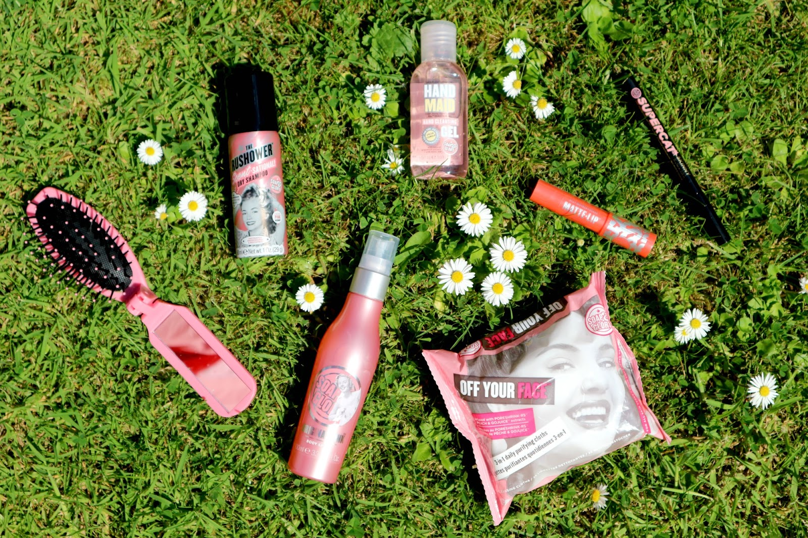Soap & Glory Travel Minis
