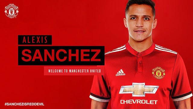"""""""Bom tấn"""" rung chuyển: Sanchez đồng ý đến MU, ẵm 1.900 tỷ đồng"""