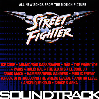 Various Artists - Street Fighter (All New Songs From The Motion Picture) (1994)