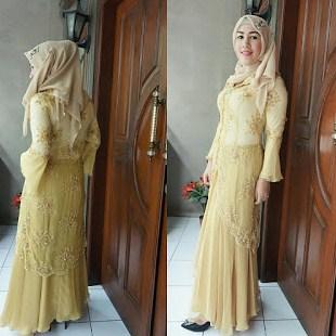 Model Kebaya Modern Muslimah Terbaru Untuk Acara Formal Dan Non Formal