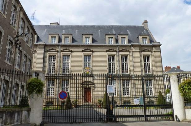 Ayuntamiento de Nantes.