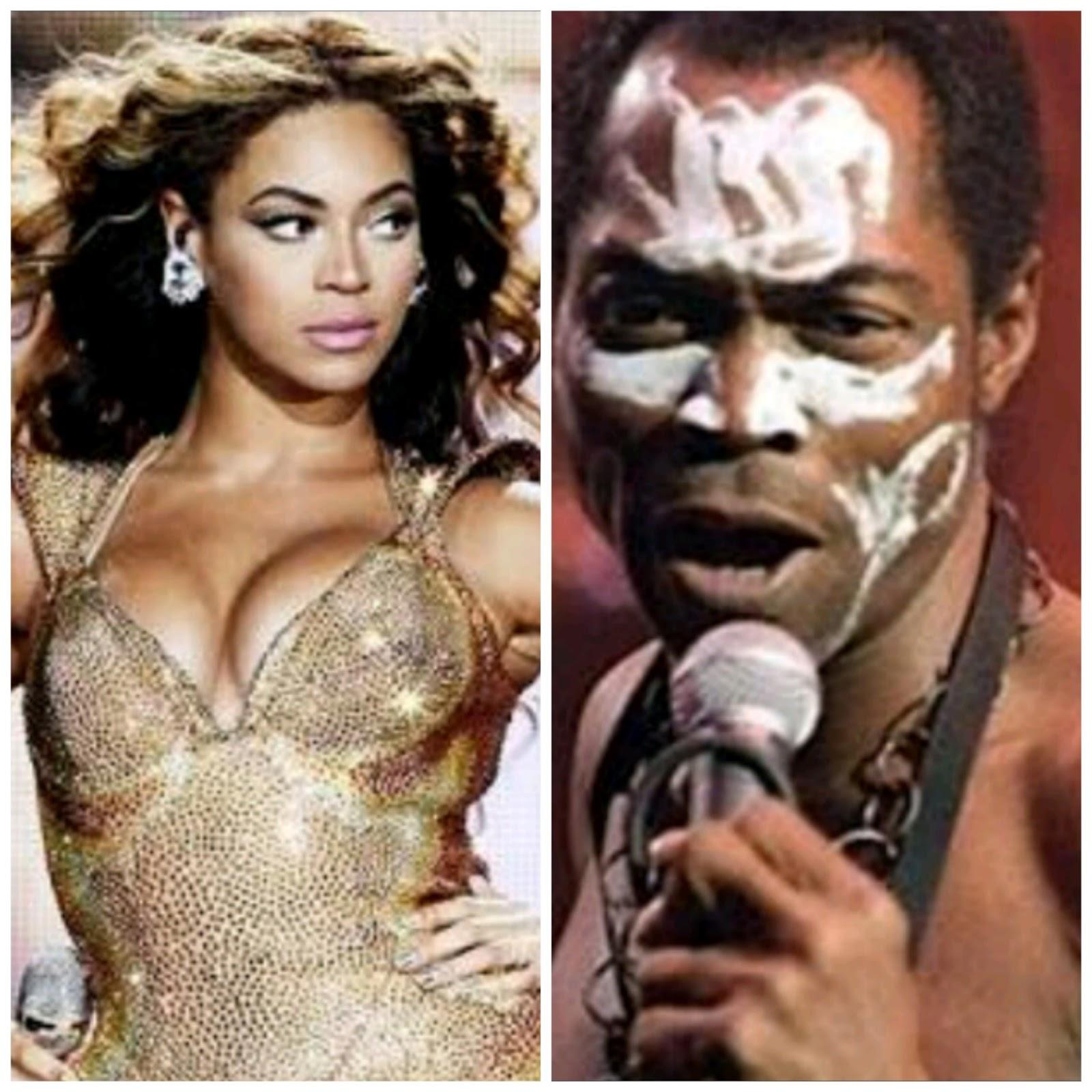 Beyonce And Fela Kuti