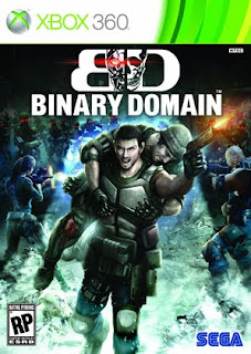 Binary Domain (X-BOX360) 2012