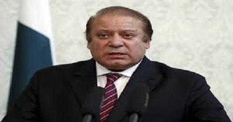 استقالة رئيس الوزراء الباكستاني نواز شريف من منصبه بعد حكم المحكمة بعدم أهليته للحكم