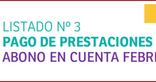 3er listado de pensionados y jubilados del magisterio 22 for Oficina virtual mppe