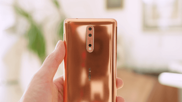 Nokia 8 Sirocco Coming Soon