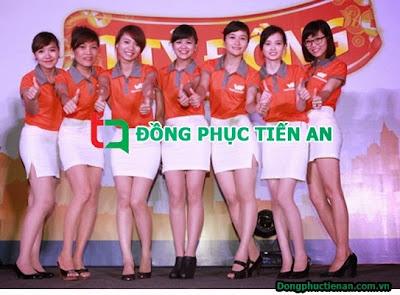 Thay doi phong cach voi dong phuc ao thun cong so