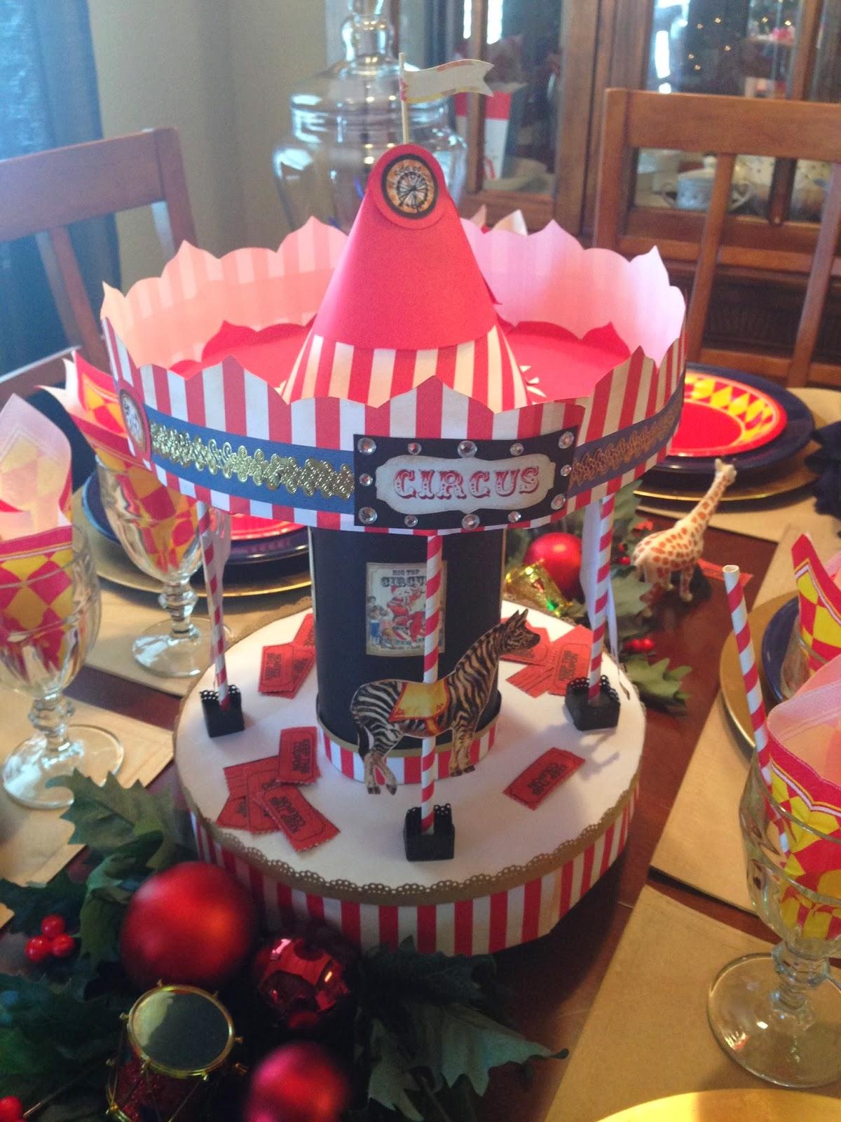 Circus Holiday