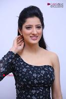 Telugu Actress Richa Panai Stills in One Shoulder Floral Long Dress at Rakshaka Bhatudu Movie Interview  0124.JPG