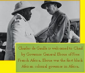 Brazzaville was chosen to host the conference due to the loyalty of the African colony