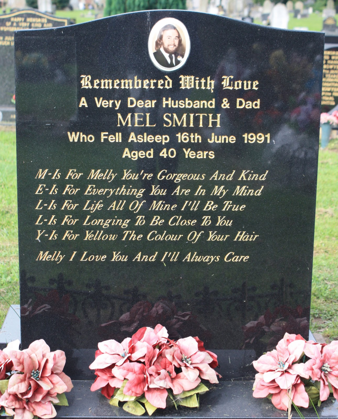 Grave Mistakes: A final message to the deceased using the
