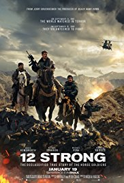 12 Strong Tropa de Héroes (2018) Online latino hd