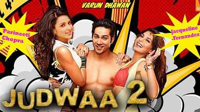 Judwaa 2 (2017) 400MB Full Movies Download 300MB HDRip