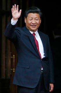 رئيس الصين الشعبية شي جينبينغ