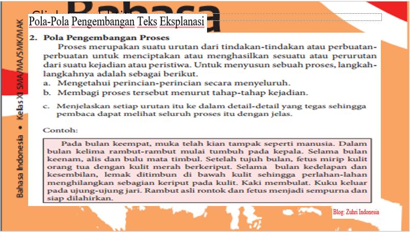 Ppt Struktur Dan Aspek Kebahasaan Teks Eksplanasi Zuhri Indonesia