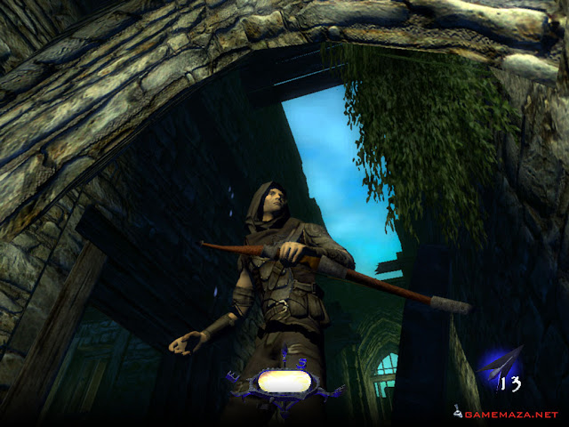 Thief Deadly Shadows Gameplay Screenshot 2