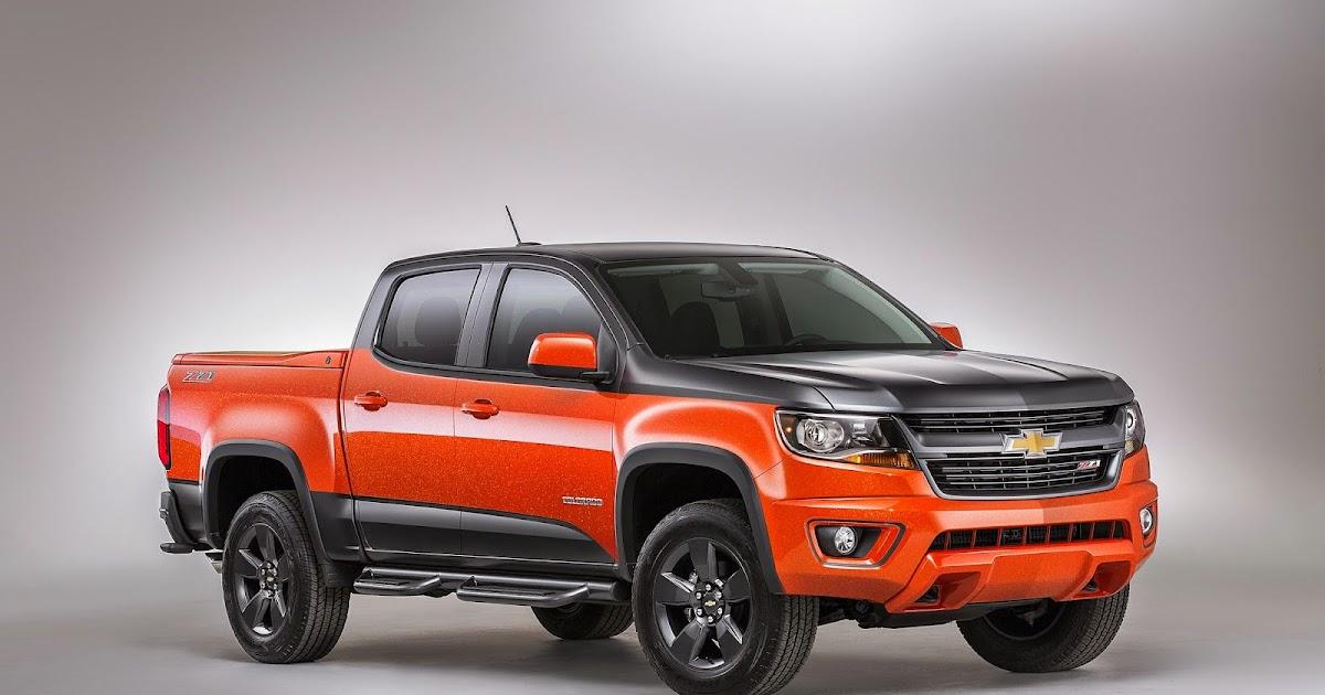 Rack-it® Truck Racks: New 2015 Chevy Colorado Designed for ...