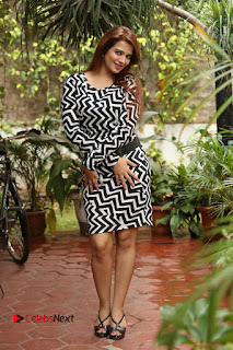 Actress Saloni Latest Pos in Short Dress  0351.JPG