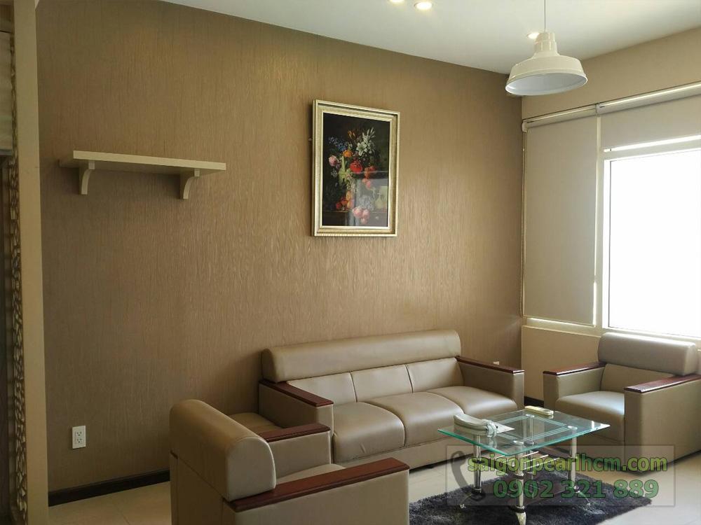 SaigonPearl cho thuê tầng 32 full nội thất giá cực tốt - hình 2