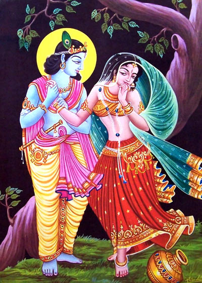 Krishna Radha Photo